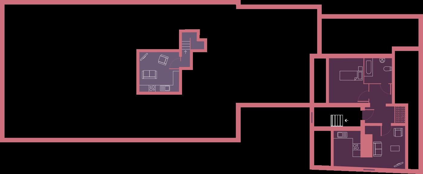 floor plan graphic third floor
